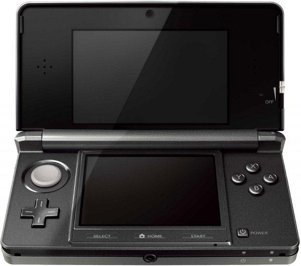 Nintendo 3DS für 126,39€ @ Black Friday Amazon UK