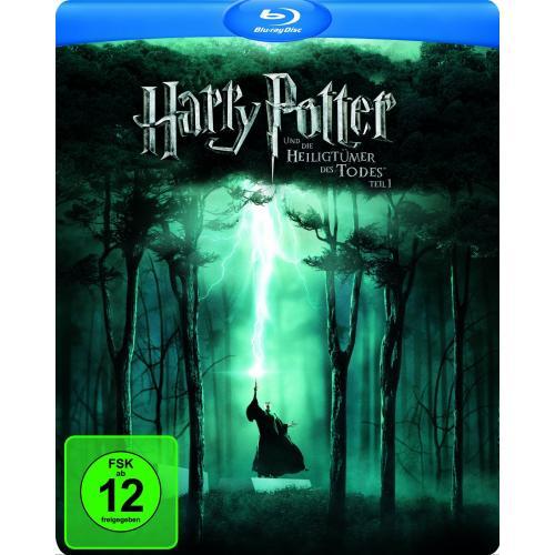 Wieder da: Harry Potter 7.1Heiligtümer des Todes Limited Steelbook 2-Disc bei Amazon!