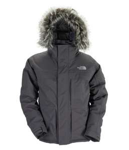 The North Face Ice Jacket Männer / graphite grey [-50 % = 172,90 € @ Globetrotter]