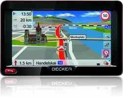 Becker Ready 50 EU20 LMU Navigation für 115€ @autoradio.eu