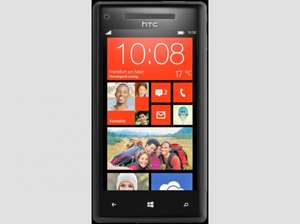 HTC Windows Phone 8X in Limelight Yellow 149€ @ Saturn
