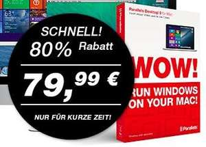 Parallels Black Friday Bundle für Mac