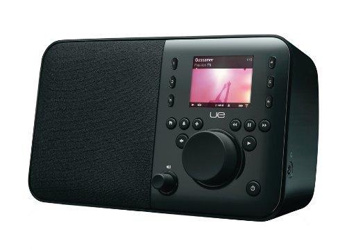 Logitech UE Smart Radio schwarz inkl. Akku (Leichter Downgrade auf Squeezebox möglich) für 115 Euro (weiß für 129 Euro) @ Amazon.de