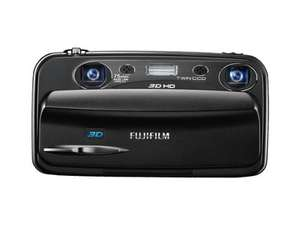 [Amazon Italien] Fujifilm FinePix Real 3D W3 Digitalkamera (10 Megapixel, 3-fach opt. Zoom, 8,9 cm (3,5 Zoll) Display, 3D Aufnahmen) für 103,57€