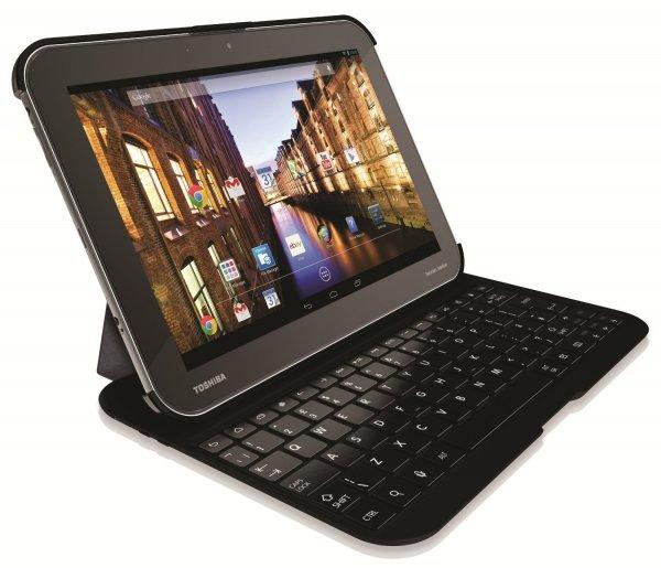 """TOSHIBA Excite Pro (AT10LE-A-10D) - 10,1""""  32 GB - Tablet-PC + Schutzhülle mit Bluetooth-Tastatur (AT10LE-A-10D)"""