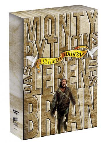 Monty Python Ultimate Edition DVDs für 5 € @ TEDI (Erbach, Heilbronn, ...?)