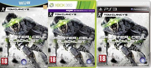 XBox360/PS3/Wii U - Splinter Cell: Blacklist für €17,98 [@Zavvi.com]