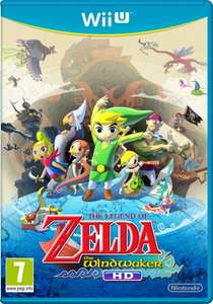 Nintendo Wii U - The Legend of Zelda: The Wind Waker HD für €35,99 [@Zavvi.com]