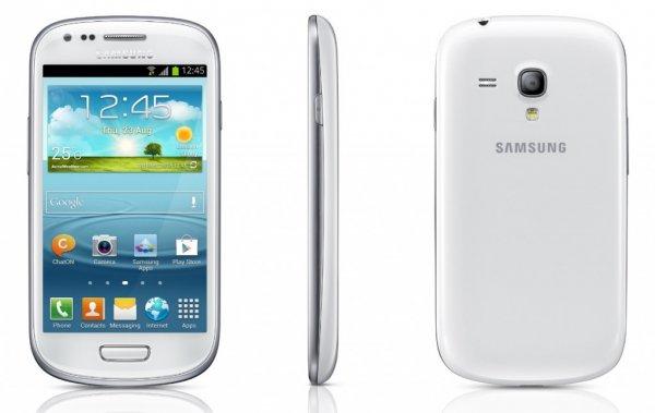 [Amazon UK] Galaxy S III Mini ohne Simlock/ohne Vertrag für 125€ - Black Friday