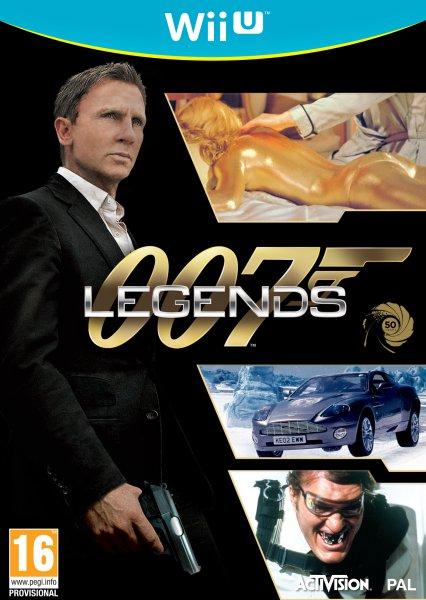 Nintendo Wii U - James Bond: 007 Legends für €10,78 [@Zavvi.com]