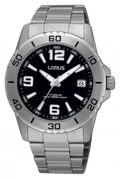 Lorus Sport RXH21JX9 Titan Quarz Herren Uhr - 24,20€