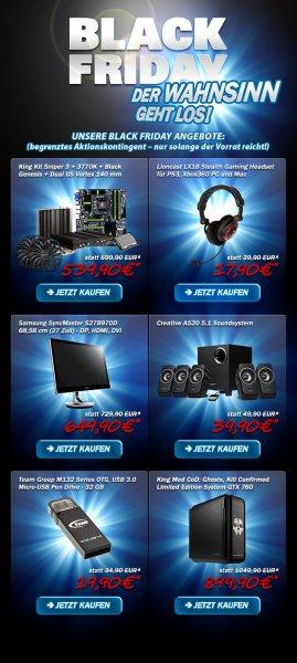 Lioncast LX 18 nur 21,9 € statt 32,95 € @ caseking Black Friday (inkl Versand)