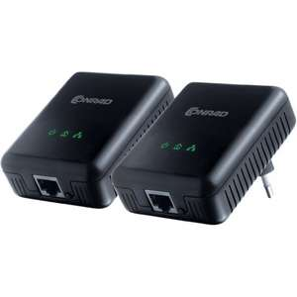 Develo PL200D Powerline Starter Set für 20,49 inkl. Versand @ Conrad
