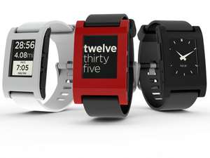 [Black Friday] Pebble Smartwatch für 95,51 Euro