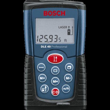 """Bosch Entfernungsmesser """"DLE 40"""" für 69,9€ Versandkostenfrei @ZackZack"""