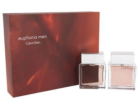[MeinPaket] Parfum Calvin Klein Euphoria Men 100ml Eau de Toilette + 100ml Aftershave für 44,99€