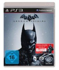 Batman Arkham Origins PS3/Xbox 360/PC ab 30€ @Saturn - nur Online