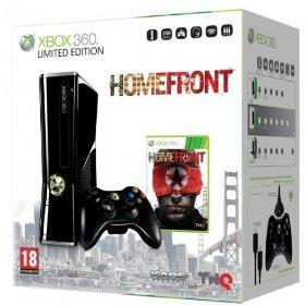 Xbox 360 Slim 250GB Homefront Bundle für 204,48 Euro inkl. Versand @Amazon - Italien