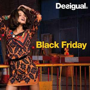20% auf alles im Desigual Black Friday Sale