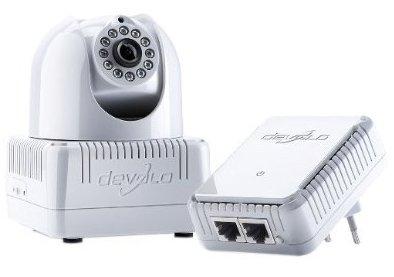 Devolo dLAN LiveCam Starterkit für 69€ – Powerline-Kamera inkl. dLAN 200AV Adapter