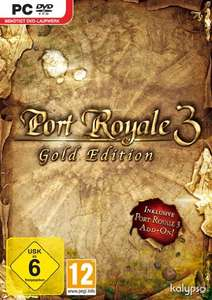 [Steam] Port Royale 3 Gold