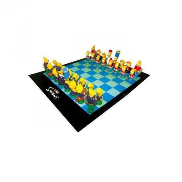 The Simpsons - Schachspiel für 22,49€ @Elfen.de