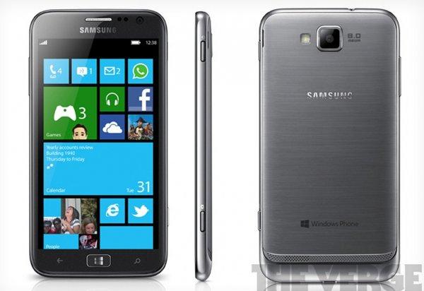 Samsung Ativ S - notebooksbilliger.de