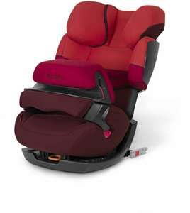 Cybex 512110002 Pallas-Fix Autositz Gruppe I, II, III, chilli pepper red