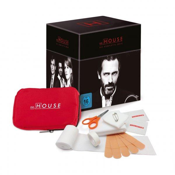 Dr. House - Die komplette Serie für 79,97€ auf DVD @ Cyber Monday