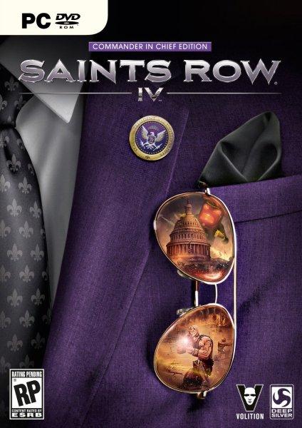 [amazon.com] Saints ROW IV 4