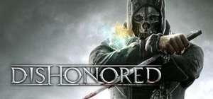 [Steam] Dishonored Goty 3,19 Euro