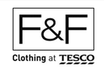 25% off everything bei Tesco (F&F) Clothing (UK) (viel günstige Baby- und Kinderkleidung; auch Damen- und Herrenkleidung)