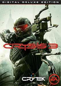 [PC] Crysis 3 Digital Deluxe Edition (beinhaltet Crysis 2: Maximum Edition) für 9,99€