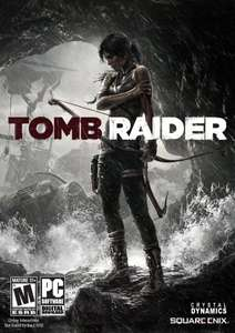 [Steam] Tomb Raider für 7,50€ @ Amazon.com Black Friday Dings