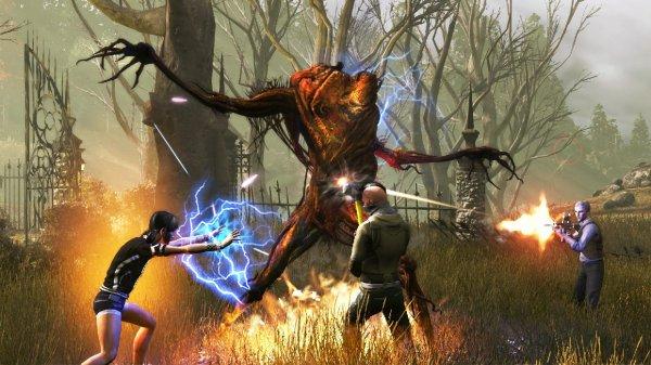 10x The Secret World (MMORPG) 72 Stunden Zugang, invite per Email