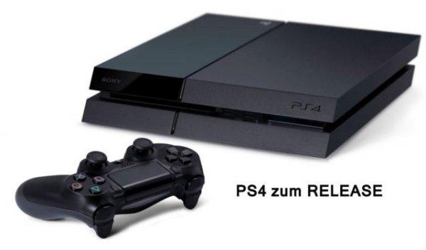 Playstation 4 aus Frankreich