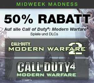 Steam Midweek Madness: CoD Modern Warfare