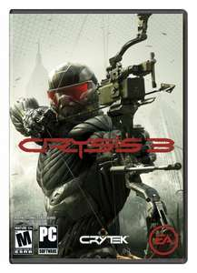[Origin] Crysis 3 Complete Pack für 9,55€ (amazon.com)