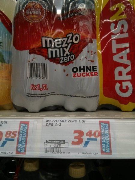 [Real BB-Hulb]  Bundesweit??? Zero Getränke (MezzoMix, Fanta, Sprite)  für sagenhafte 0,38€ pro Liter!
