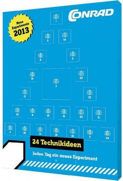 """[offline - in den """"Conrad-Städten""""...] Der Adventskalender 2013"""