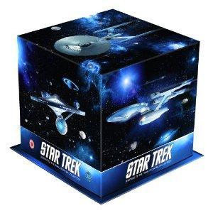 Star Trek: Filmbox 1-10 - Remastered [12 DVDs] für ca. 37.49€ @ play.com/amazon.uk