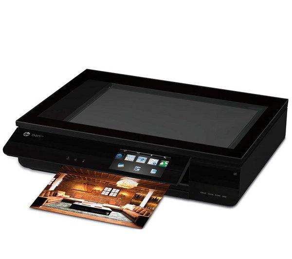 HP Envy 120 - kompakter, hochwertiger Drucker bei Pixmania