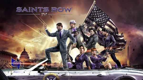 Saints Row IV (Uncut) [Steam] @gamingdragons.com
