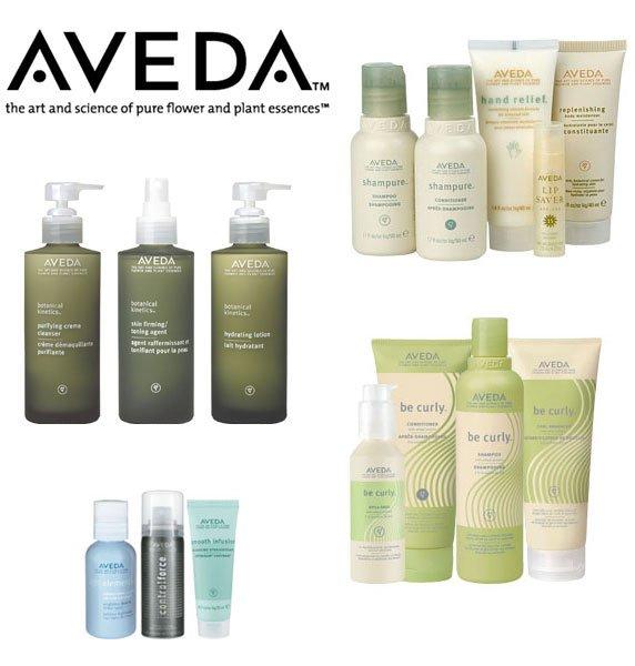Aveda: Shampoo 50 ml + 5 Reisegrößen für 5,50 versandkostenfrei