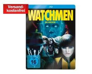 Watchmen Steelbook [Blu-ray]  für 5€ @Mediamarkt