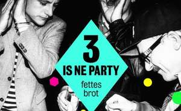 {saturn.de} Fettes Brot - 3 Is Ne Party (Limited Premium Saturn-Edition)