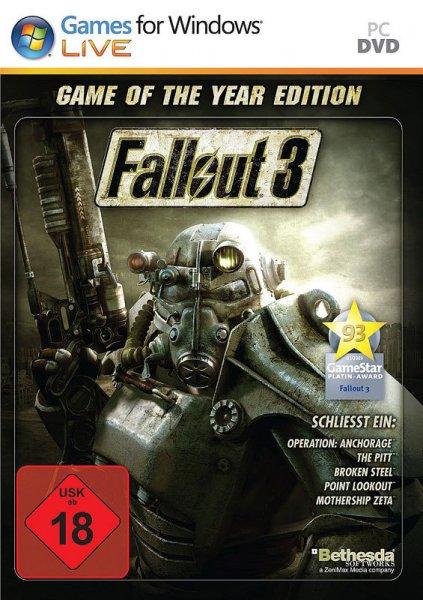 Fallout 3 GOTY - MC Game