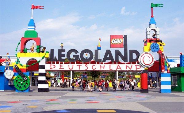 Legoland Deutschland Ticket nur 23€ für volle Saison 2014