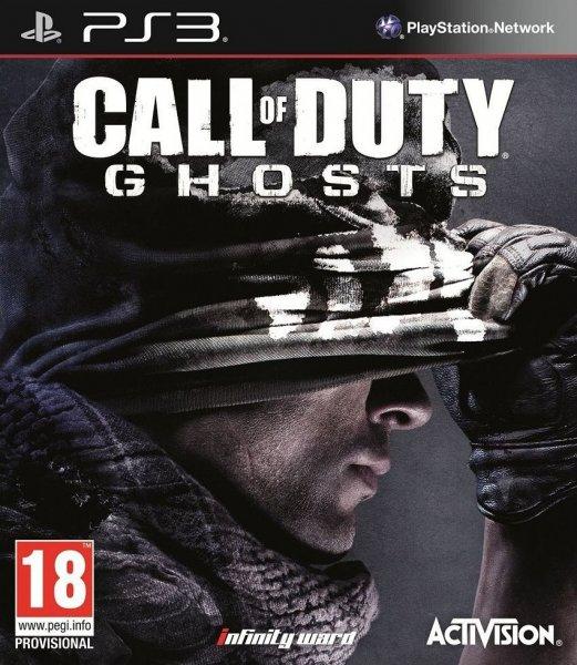 COD Ghosts PS3 für 45€ bei Saturn