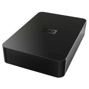 WESTERN DIGITAL Externe Festplatte WD Elements Desktop 2 TB USB 2.0
